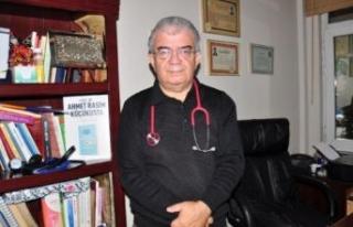 Prof. Dr. Ahmet Rasim Küçükusta koronavirüse karşı...