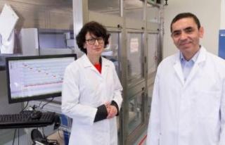 Prof. Dr. Uğur Şahin, koronavirüs aşısı için...
