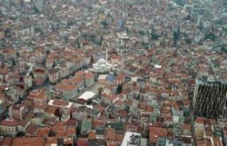 Türkiye'de binaların durumu: Üflesen yıkılacak...