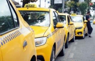 Bin lira destek şoförlere değil plaka sahiplerine