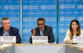 Dünya Sağlık Örgütü: Kovid-19'dan daha...