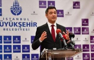İBB Sözcüsü Murat Ongun: 20 milyon TL kamu kaynağı...