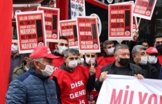 İşçiler asgari ücrete tepkili: Bu ücretle ne...