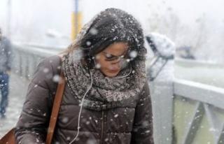 Meteoroloji'den kar yağışı uyarısı! 21...