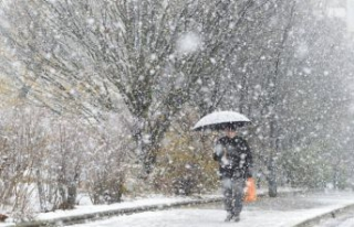 Meteoroloji'den kuvvetli sağanak ve kar yağışı...