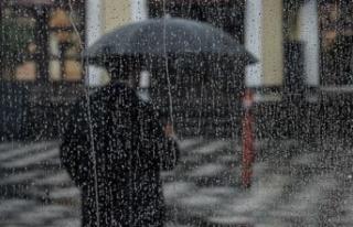 Meteoroloji'den sağanak uyarısı: Turuncu alarm...