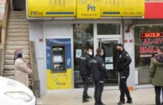 PTT'de silahlı soygun: 'Pişman oldum'...