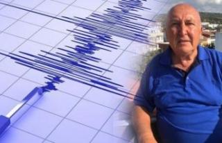 Ahmet Ercan'dan 'Ankara depremi' açıklaması