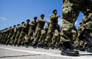 Askerlik yükümlülerinin sınıflandırma sonuçları...