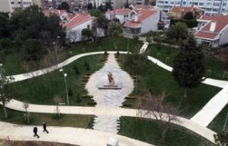 Aziz Sancar Nobel Parkı Büyükçekmece'ye zenginlik...