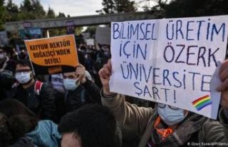 Boğaziçi protestoları: Rektör Danışmanı Zafer...