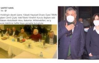 Canan Kaftancıoğlu'na ceza kesen polis AKP'li...