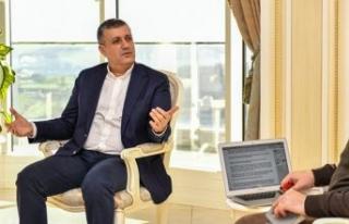 Esenyurt Belediye Başkanı Bozkurt: Depreme karşı...