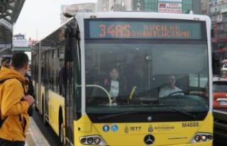 İBB metrobüs hatlarındaki yeniliği duyurdu: Salı...