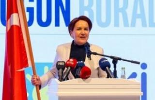 İYİ Parti Genel Başkanı Akşener: Atılan adımlar...