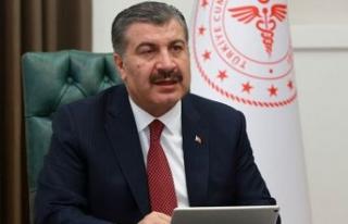 Sağlık Bakanı Fahrettin Koca resmen duyurdu: Planlarımız...