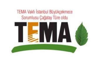 TEMA Vakfı İstanbul Büyükçekmece Sorumlusu Çağatay...