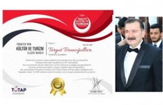 Turgut Torunoğulları Kültür ve Turizm Elçisi...