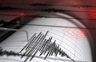 Afyonkarahisar depremle sallandı