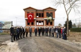 Büyükçekmece Atatürk Evi Müzesi gün sayıyor