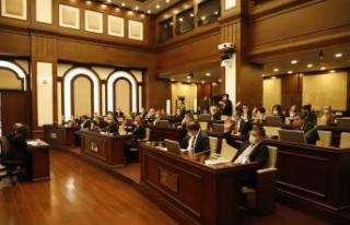 Büyükçekmece Belediyesi Şubat ayı meclisi birinci...