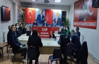 CHP Başakşehir İlçe Başkanı Deniz Bakır'dan...