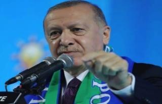 Cumhurbaşkanı Erdoğan'dan 13 şehit ile ilgili...