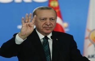 Cumhurbaşkanı Erdoğan: 2023 hedeflerimizin en kritik...