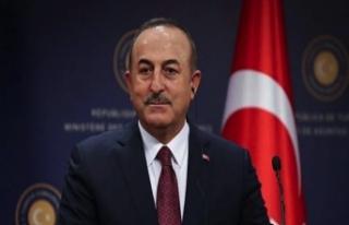 Dışişleri Bakanı Mevlüt Çavuşoğlu ABD Dışişleri...