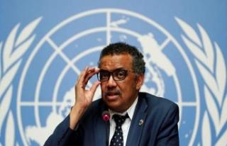 Dünya Sağlık Örgütü: Dünya çapında vakalar...
