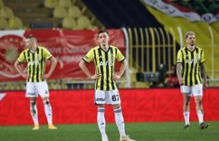 Fenerbahçe'nin hasreti 8 yıla çıktı, sosyal...