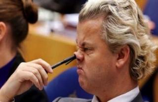 Hollandalı aşırı sağcı liderin Erdoğan paylaşımı...
