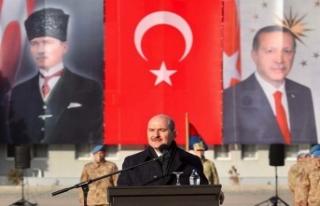İçişleri Bakanı Süleyman Soylu Uygur Türkleri...