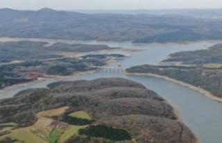İSKİ paylaştı: İstanbul'da baraj doluluk...