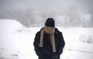Meteorolojiden yoğun kar ve kuvvetli rüzgar uyarısı...
