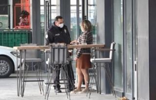 Metrobüsten inen kadına taciz iddiası