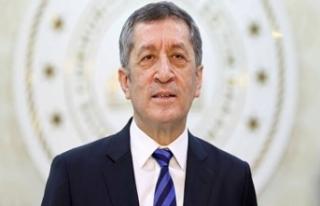 Milli Eğitim Bakanı Ziya Selçuk'tan flaş...