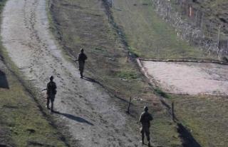 Milli Savunma Bakanlığı: Suriye sınırında aralarında...