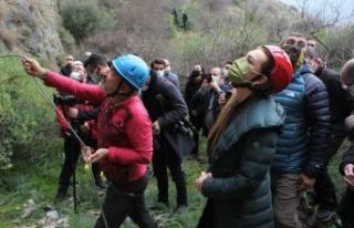 Milli sporcu Emrah Özbay için dünyaca ünlü dağcılar...