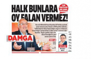 Nusret Bayraktar: Halk bunlara oy falan vermez!