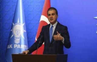 Ömer Çelik'ten Kılıçdaroğlu'na: Cumhurbaşkanımızı...