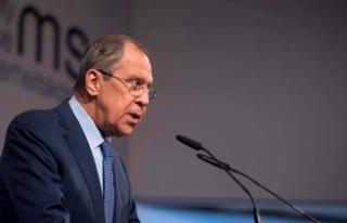 Rusya Dışişleri Bakanı'ndan AB'ye ilişkilere...