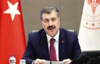 Sağlık Bakanı Fahrettin Koca'dan Bilim Kurulu...