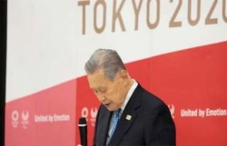 Tokyo Olimpiyat şefi kadınlara yönelik açıklamaları...
