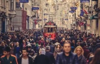 TÜİK: Türkiye'nin yarısından fazlası mutlu...