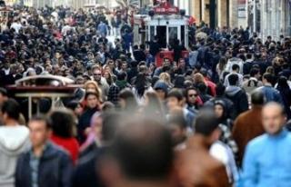 Türkiye'nin 2020 yılı nüfusu açıklandı