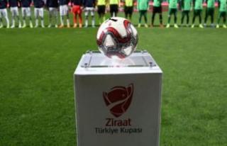 Ziraat Türkiye Kupası'nda çeyrek final heyecanı...