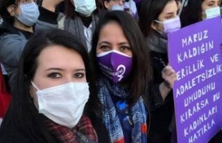 8 Mart Dünya Kadınlar Günü'nde 81 ilde sokaklardayız