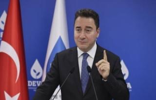 Ali Babacan açıkladı: Merkez Bankası Başkanı...