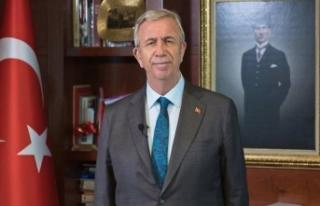 Ankara Büyükşehir Belediye Başkanı Mansur Yavaş:...